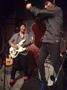 TheDriver8(ピーターのロックバンド)ライブ @ K・D ハポン (ケーディ・ハポン)